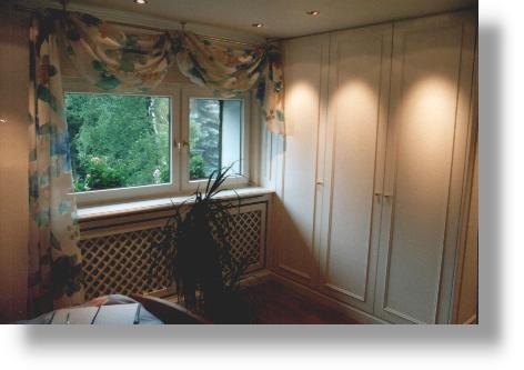 Innenausbauprivat badezimmer schlafzimmer for Schlafzimmer schrankwand